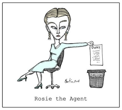 The confusion behind literary agents' rejections